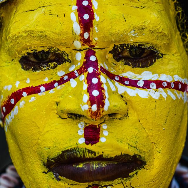 """Madang Festival"" stock image"