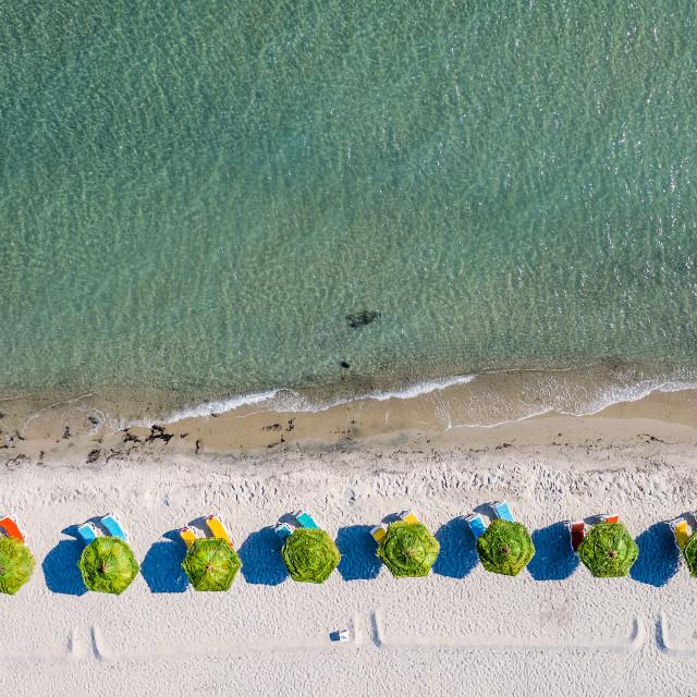 """Tigaki beach"" stock image"