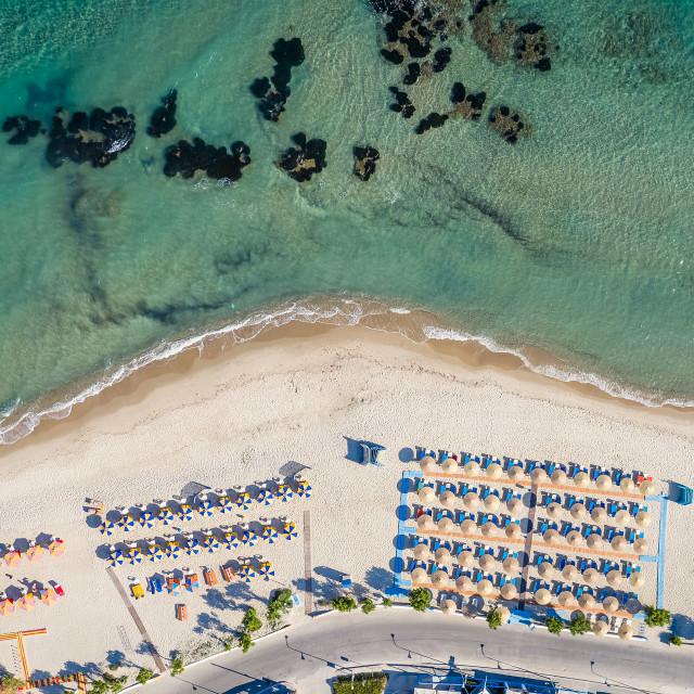 """Marmari beach Kos island Greece"" stock image"