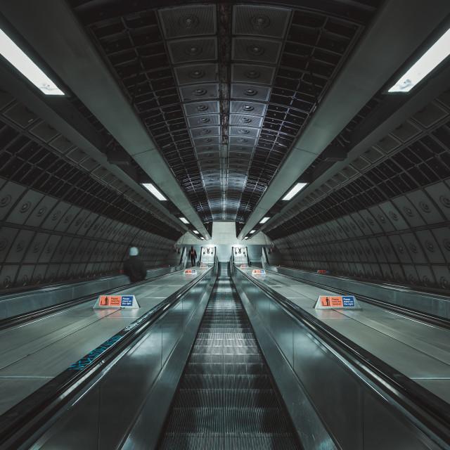 """London Bridge Station"" stock image"