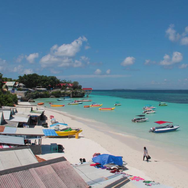"""""""Beach, Bira"""" stock image"""