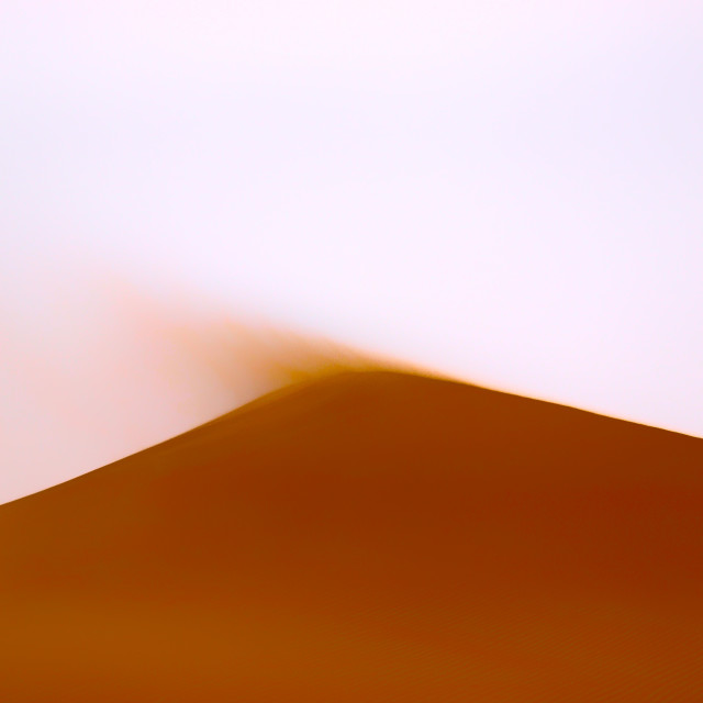"""Sand Blow"" stock image"