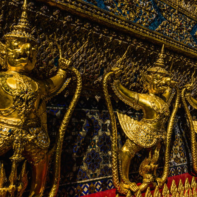 """""""The Grand Palace"""" stock image"""