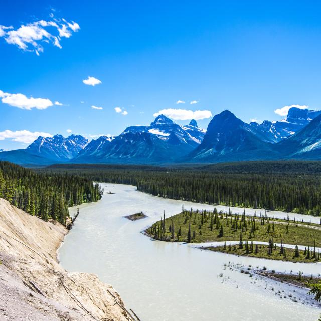 """Jasper Landscape"" stock image"