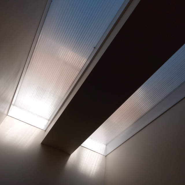 """Ceiling Panels"" stock image"