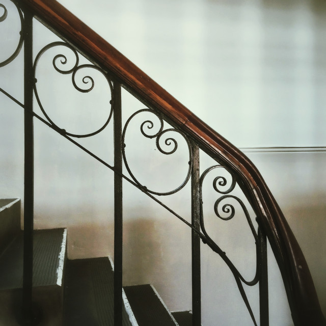 """Staircase"" stock image"