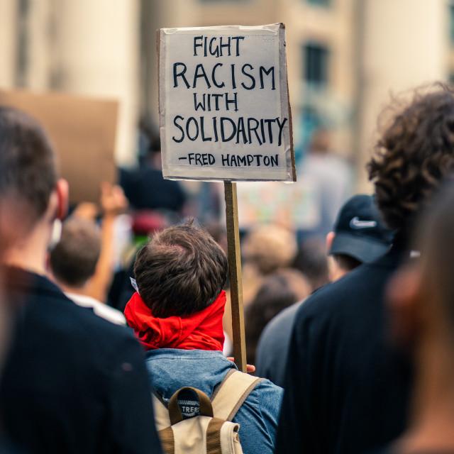 """""""Solidarity"""" stock image"""