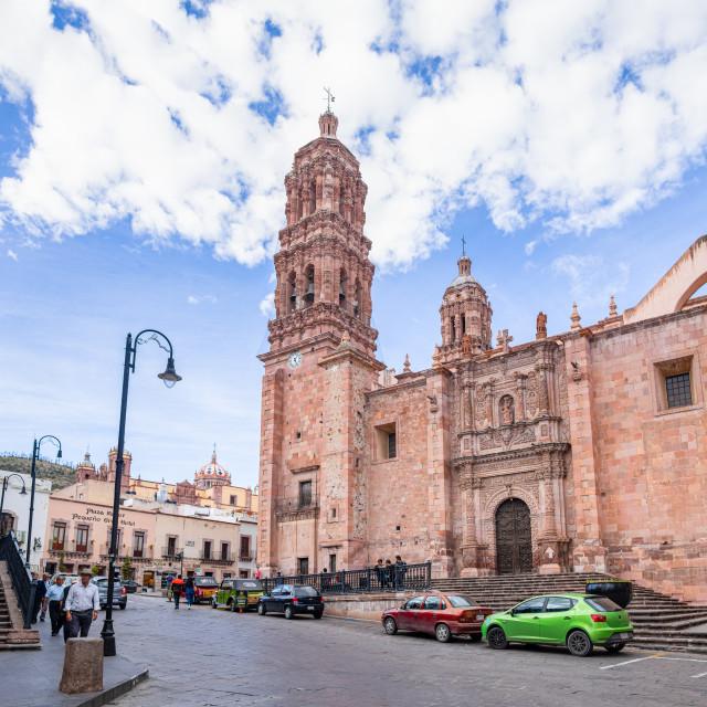 """""""Zacatecas"""" stock image"""