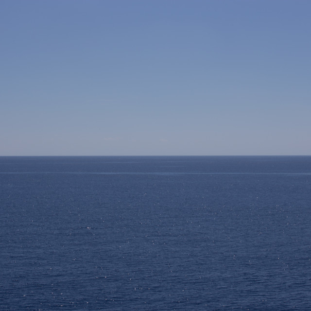 """Oceano mare (reale)"" stock image"