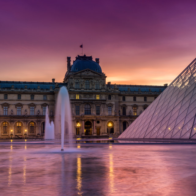 """The city of Paris france"" stock image"