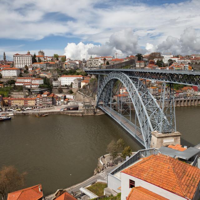 """City of Porto"" stock image"