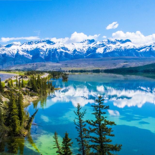 """A Jasper Panorama"" stock image"