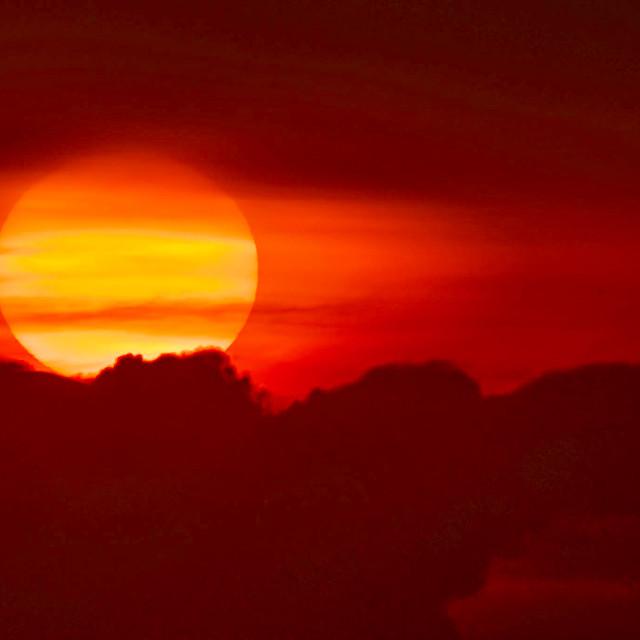 """""""Sunrise 01"""" stock image"""