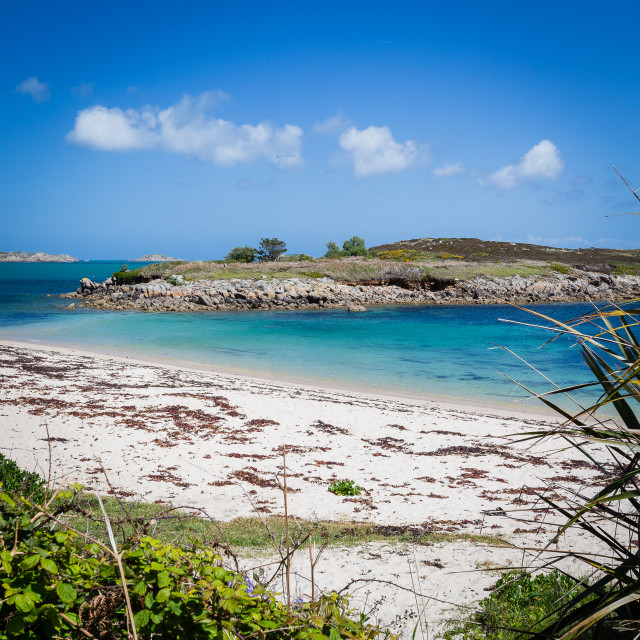 """Tollman Island - Pelistry Bay"" stock image"