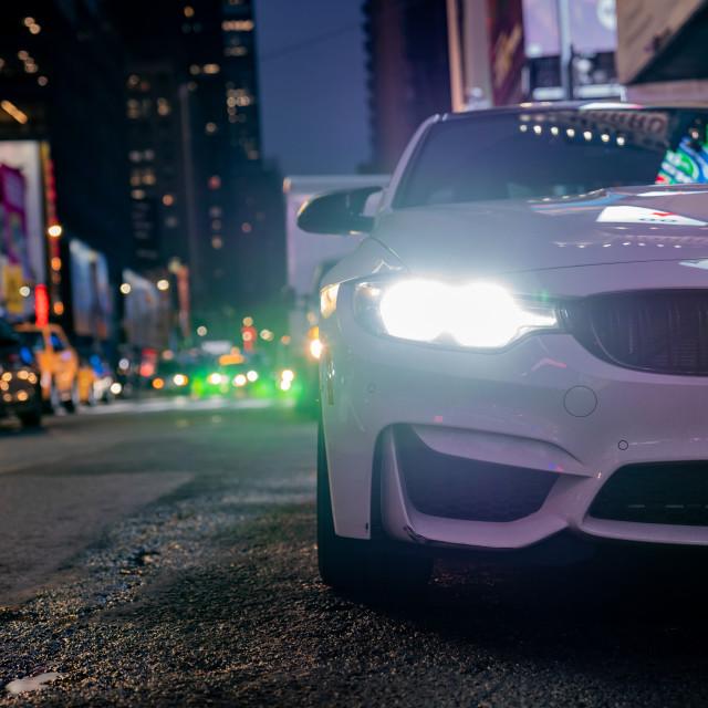 """BMW M4"" stock image"