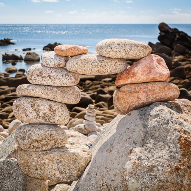 """""""Ring of Rocks"""" stock image"""