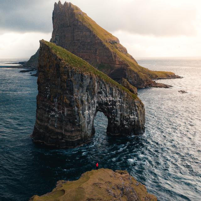 """Faroe"" stock image"