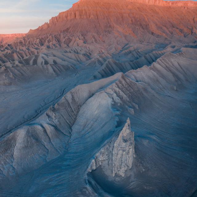 """""""Utah or Mars"""" stock image"""