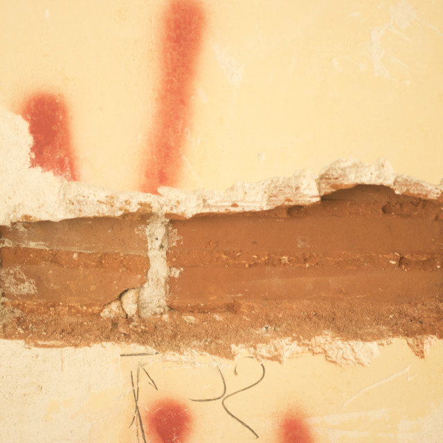 """Refurbishment buidling electrician works"" stock image"