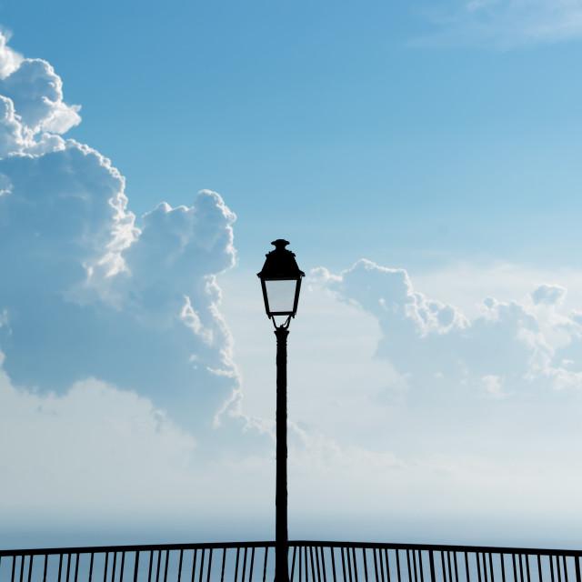 """Corsica sky"" stock image"