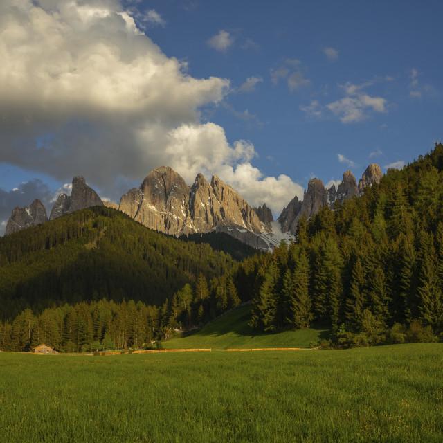 """""""Dolomites"""" stock image"""