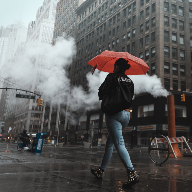 """Rainy days"" stock image"