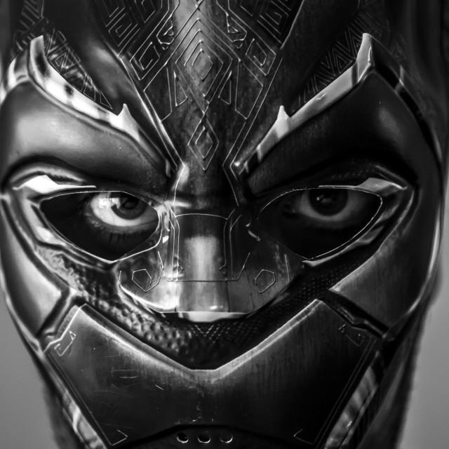 """""""Masked"""" stock image"""