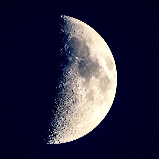 """Half Moon"" stock image"