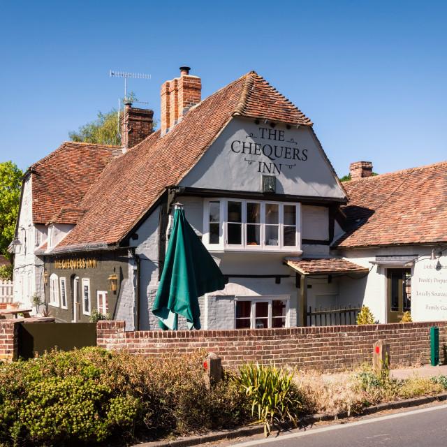 """""""Local pub"""" stock image"""