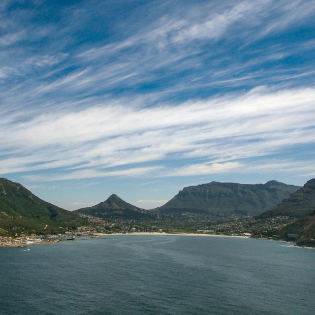 """""""Houtbay"""" stock image"""