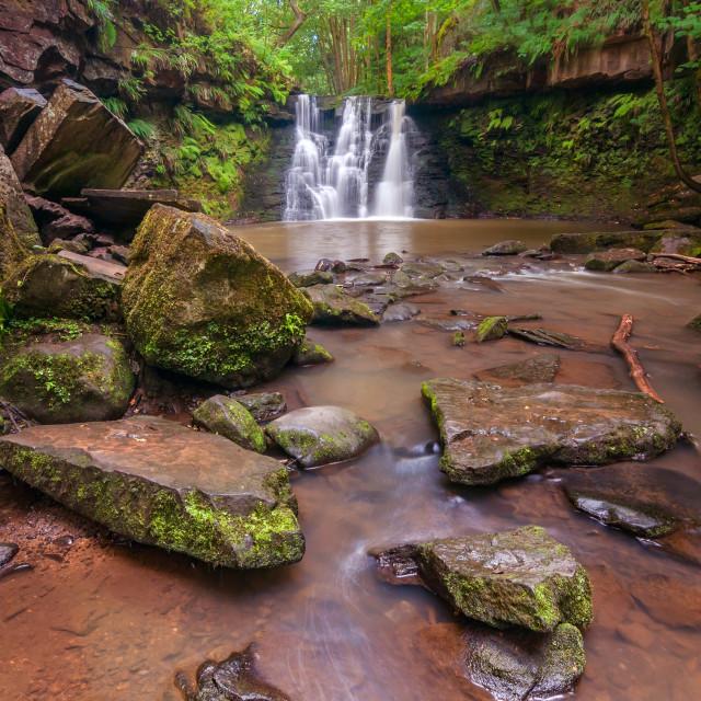 """Goit Stock Waterfall"" stock image"