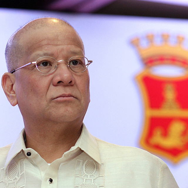 """""""Ramon Ang, president and chief operating officer of San Miguel Corporation"""" stock image"""