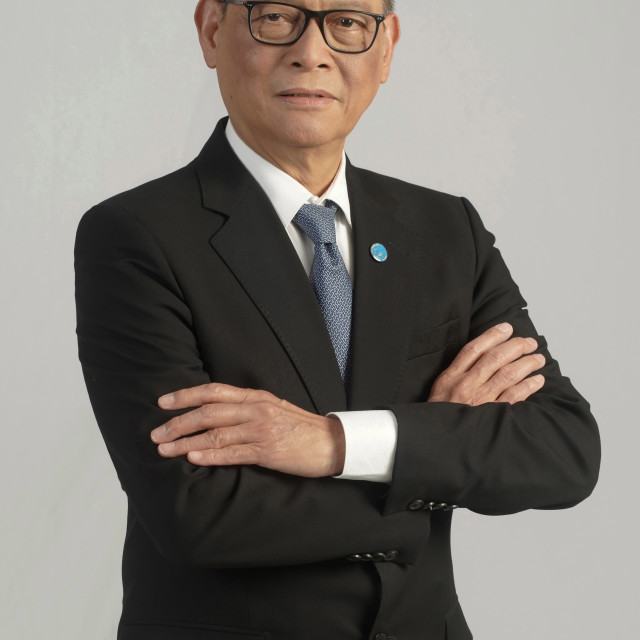 """""""Benjamin Diokno_Central Bank Governor_Philippines"""" stock image"""