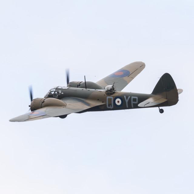 """""""Bristol Blenheim Mk.I L6739"""" stock image"""