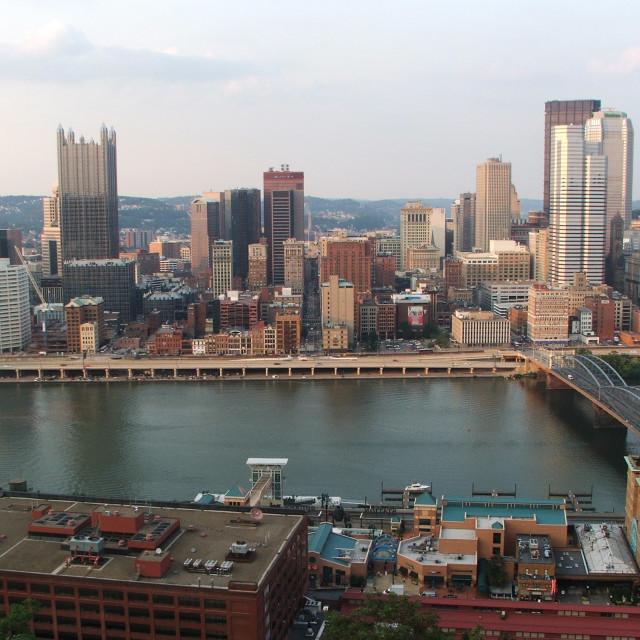 """Pittsburgh"" stock image"