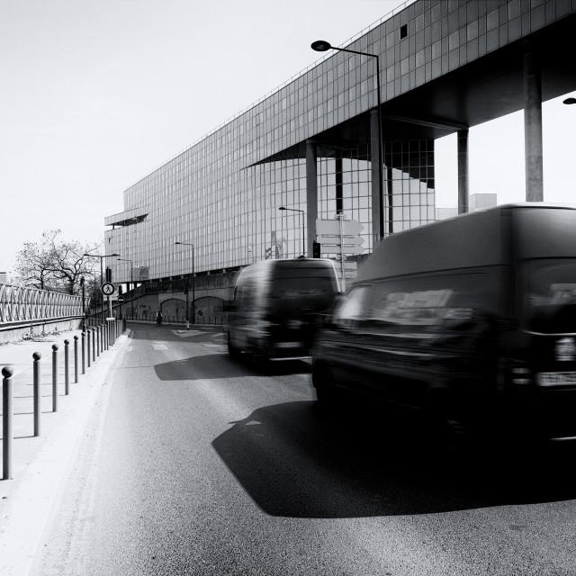 """""""Convoy"""" stock image"""