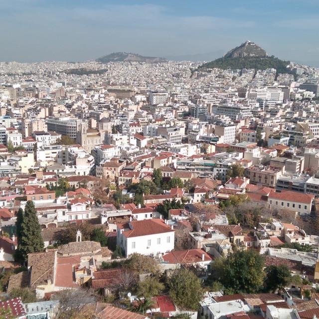 """Athens"" stock image"
