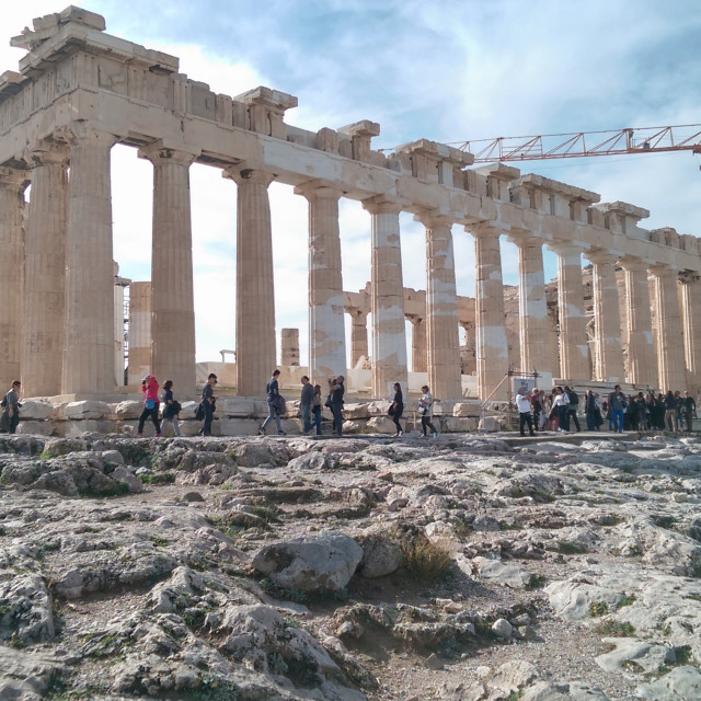 """Parthenon"" stock image"
