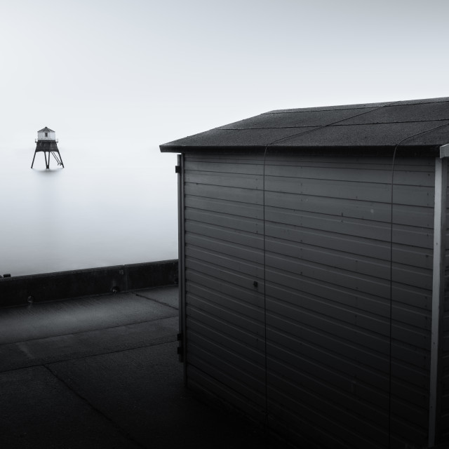 """Dovercourt Low Light"" stock image"