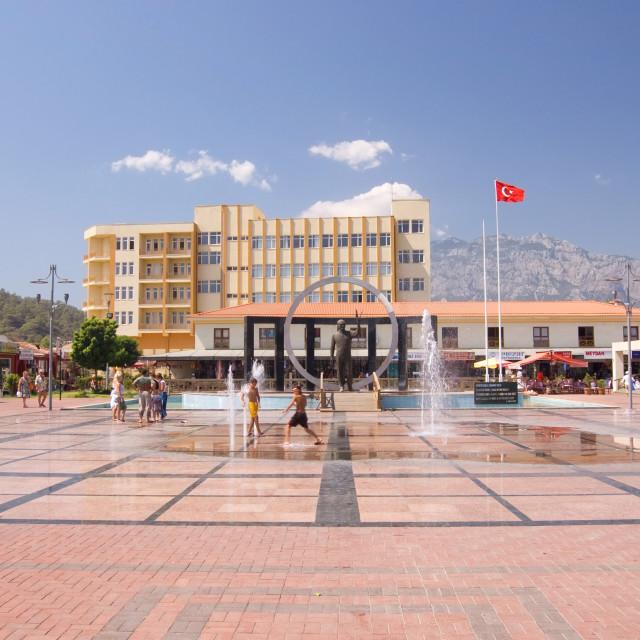 """Kemer, Turkey"" stock image"