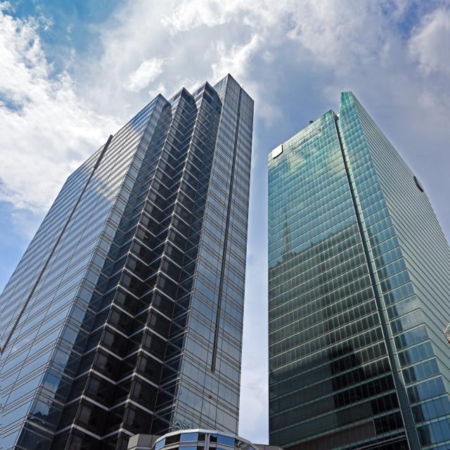 """Downtown Toronto"" stock image"