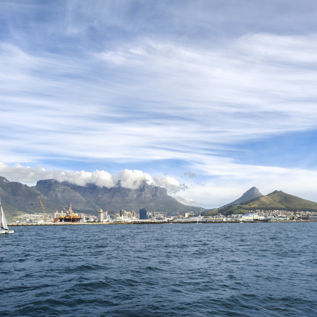 """""""Cape Town"""" stock image"""