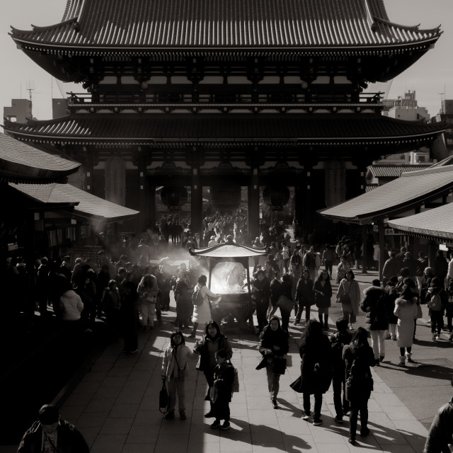 """Asakusa"" stock image"