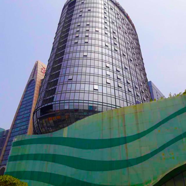 """""""Shenzhen China"""" stock image"""