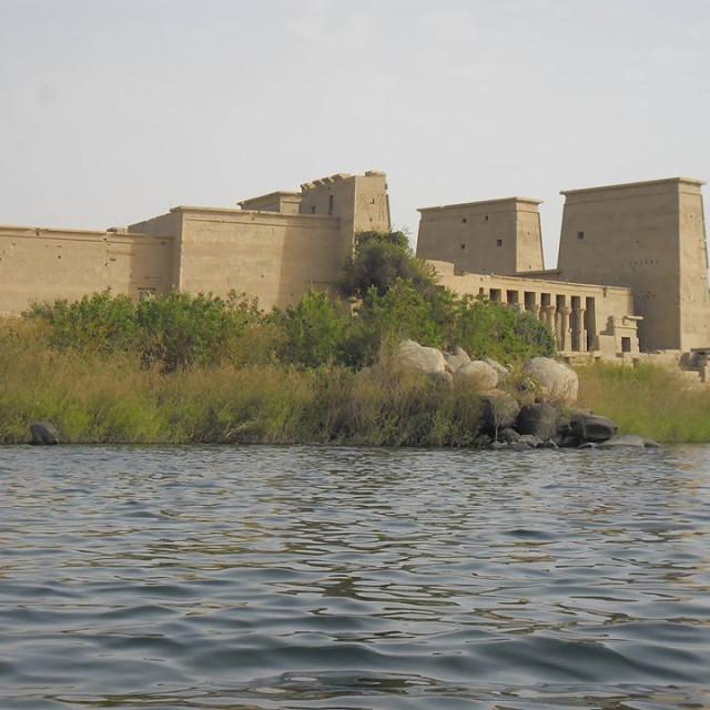 """""""Hatsheput Temple"""" stock image"""