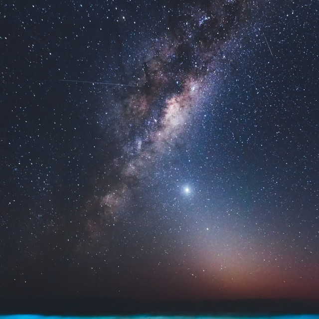 """Night magic"" stock image"