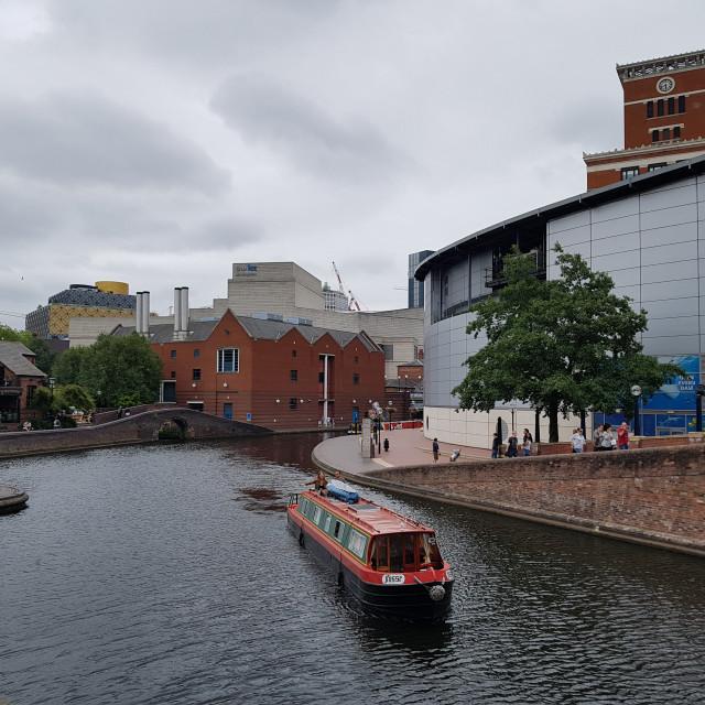 """Birmingham, England"" stock image"