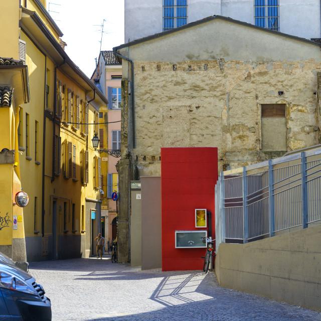"""Parma, Italy"" stock image"