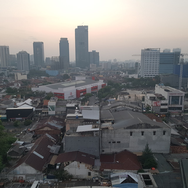"""""""Jakarta"""" stock image"""