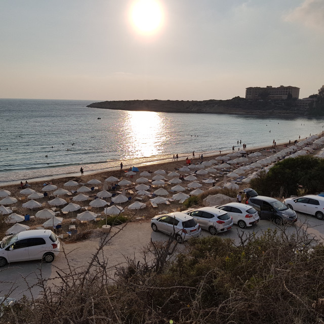 """Paphos, Cyprus"" stock image"